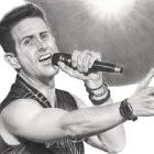 Art Drawing - Making of Joey McIntyre Portrait - NKOTB - Step 9